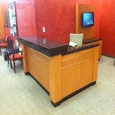 APPLE CREDIT UNION RECEPTION DESK